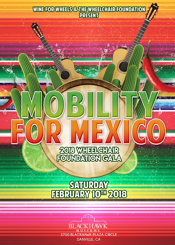 Mobility For Mexico Flyer