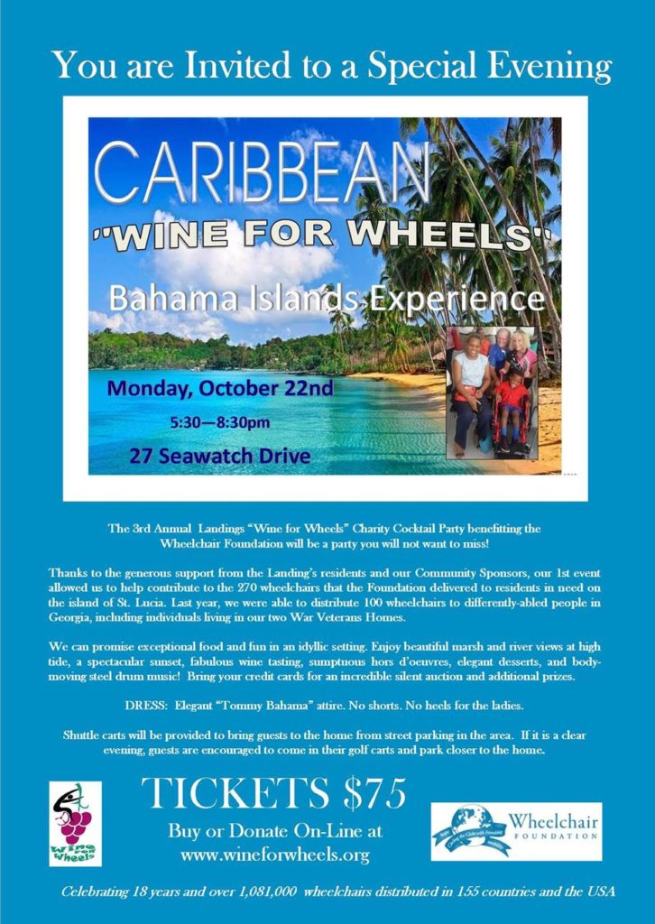 Caribbean Wine For Wheels